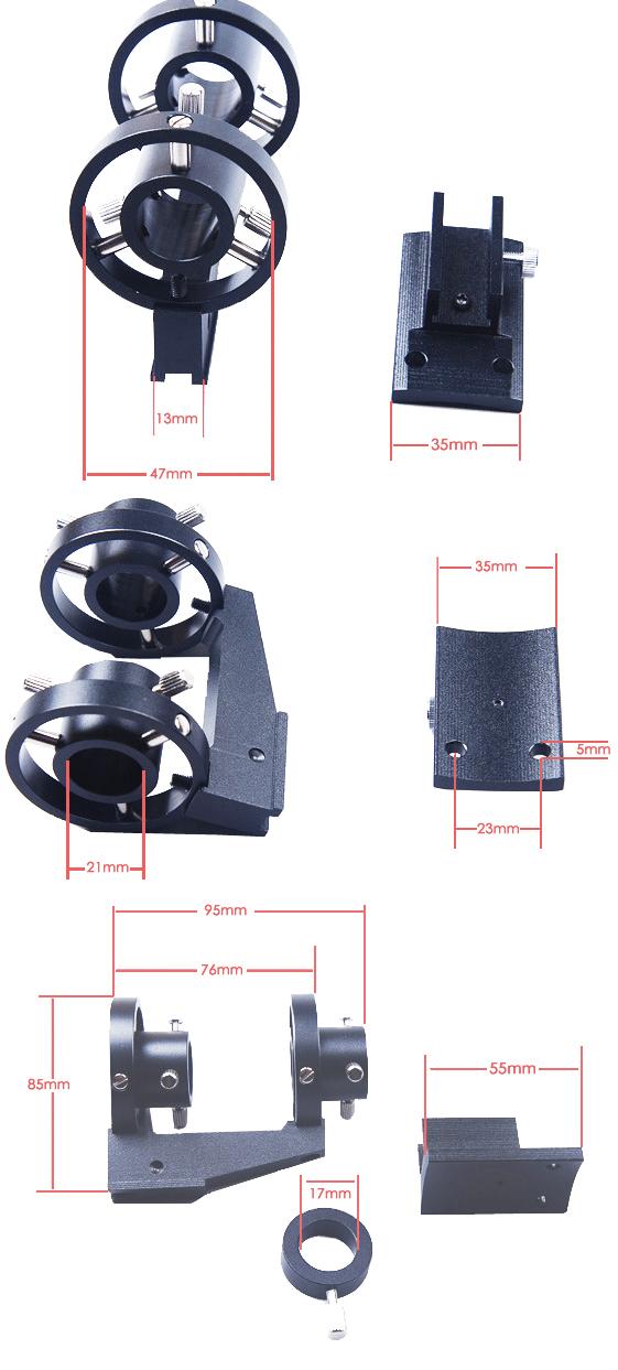 Астрономия лазерных держатель